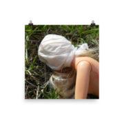 The Barbie Murders Body Dump Poster Version 02