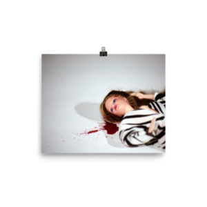 Barbie Murders Gunshot Poster Version 01