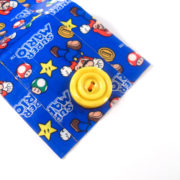 Super Mario Duct Tape Bracelet by Wilde Designs