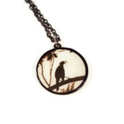 And All the Nights to Come Necklace by Wilde Designs