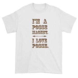 I Love Posse Short sleeve t-shirt