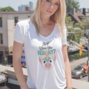 Do I Make You Horny? T-Shirt