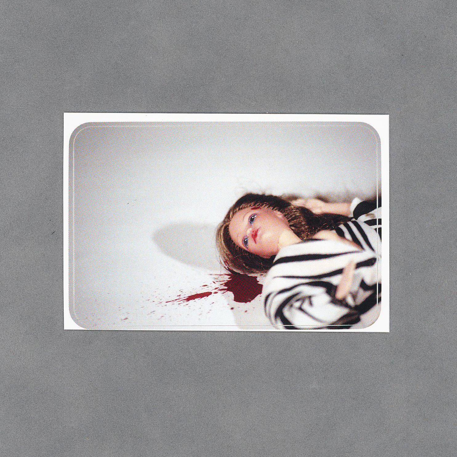 ST016BMGS1_BarbieMurdersGunshot01Sticker_ByWildeDesigns01