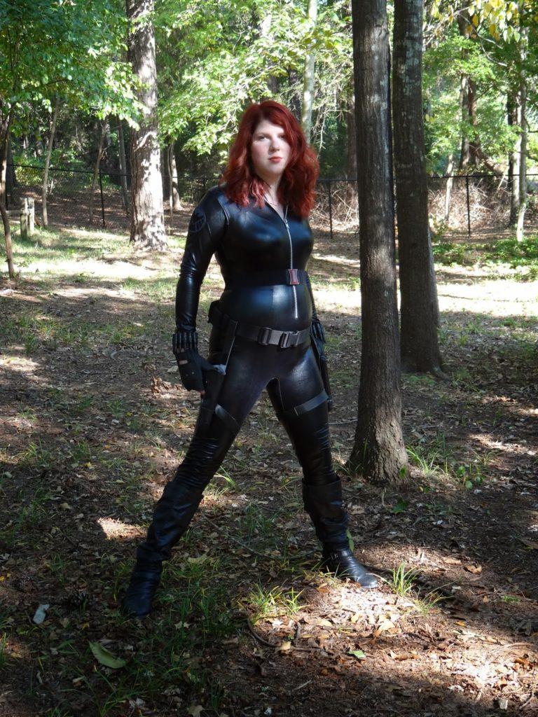 Black Widow Cosplay Tutorial by Wilde Designs