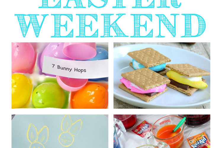 4 Perfect Activities for Easter Weekend by Wilde Designs