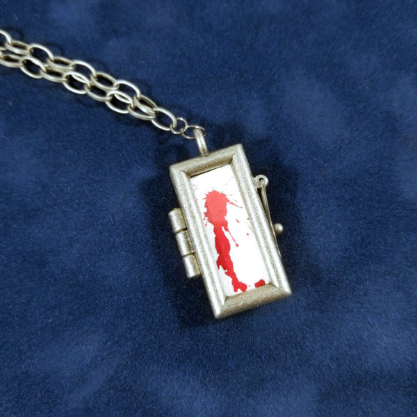 Bloody Good Time Necklace by Wilde Designs