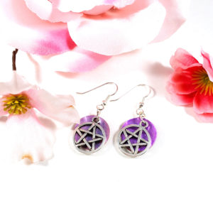 Anti-Possession Earrings by Wilde Designs