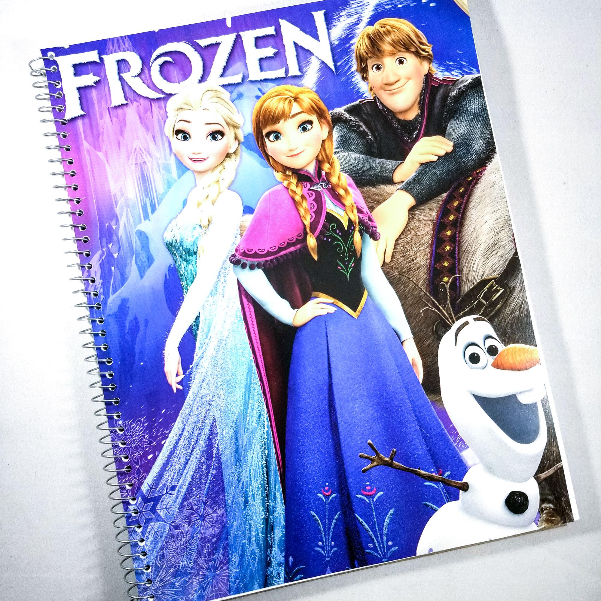 NO015FR3_FrozenLargeNotebookByWildeDesigns_01